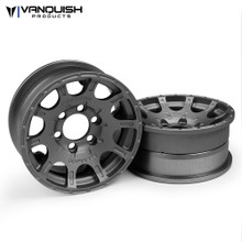 Method Roost 1.9 Wheel Grey Anodized