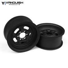 SHR 2.2 Vintage Wheel Black Anodized