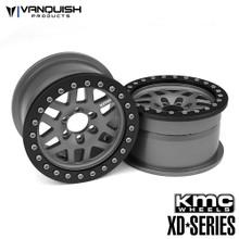 KMC 1.9 XD229 Machete Grey Anodized