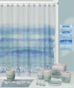 Bathroom Shower Curtains And Matching Accessories | Shower Curtains Bathroom Accessories Linens4less Com