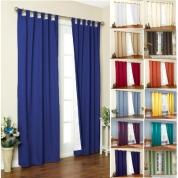 Tab Top Curtains - Linens4Less.com