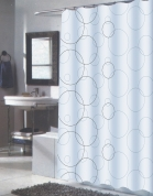 ava extra long shower curtains