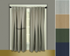 grand pointe rod pocket curtains