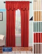 colorado rod pocket curtains - Rust Color Curtains