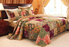 Antique Chic Quilt SET King