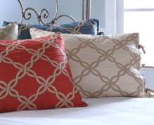 Belmont Pillow Sham - HARBOR