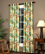 Brunswick - Grommet Top Curtains Lined (pair)