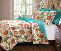 Clearwater Quilt SET King