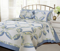 Francesca Quilt Set King