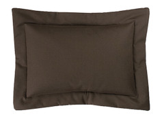 Izmir - Breakfast Throw Pillow - Chocolate