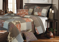 Stella Quilt Set - Full/Queen