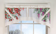 Cottage Garden - Valance