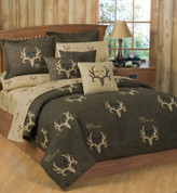 Bone Collector - 3pc King Comforter Set