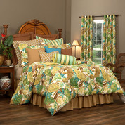 Brunswick - 4 pc QUEEN Comforter Set