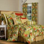 Catalina - 4 pc QUEEN Comforter Set