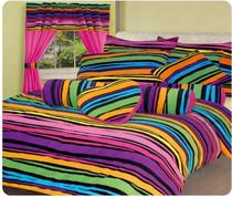 Kaleidoscope 2 pc Comforter Set Twin size