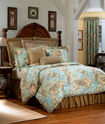 Martinique - 4 pc QUEEN Comforter Set