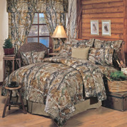 Realtree AP - Lined Curtains