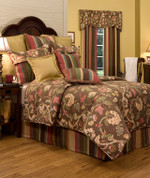 Sea Breeze - 4 pc QUEEN Comforter Set by Thomasville