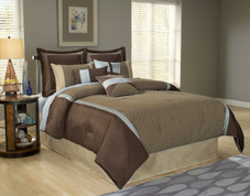 Stockton - 11 pc Queen Super Pack Bedding Set