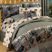 The Bears - 4pc King Comforter Set