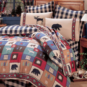 The Woods - 4pc Queen Comforter Set