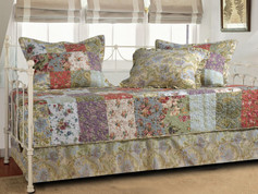 Blooming Prairie Daybed Cover SET