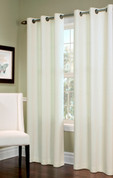 Prelude Grommet Top Curtain Panel  - NATURAL