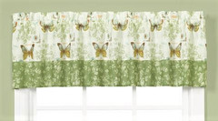 Butterfly Bliss valance