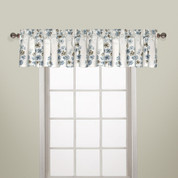 Chelsea Rod Pocket Valance - BLUE