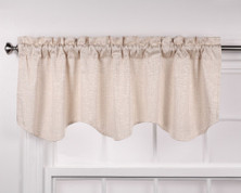 Colorado Foam Back Valance - CREAM