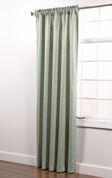 Colorado Foam Back Rod Pocket Curtain Panel - SEAFOAM