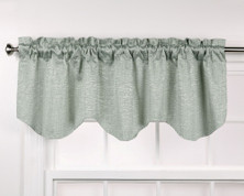 Colorado Foam Back Valance - SEAFOAM