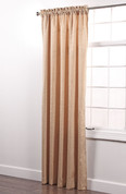 Colorado Foam Back Rod Pocket Curtain Panel - WHEAT