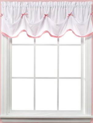 Kayla Tuck Valance - Pink