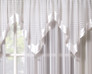 Silhouette Rod Pocket Curtain Panel