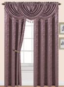 Splendid Rod Pocket Curtain Panel - Lilac