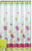 Alyssa - Fabric Shower Curtain
