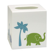 Animal Crackers Tissue Box