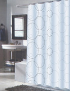 Ava Extra Long Shower Curtain