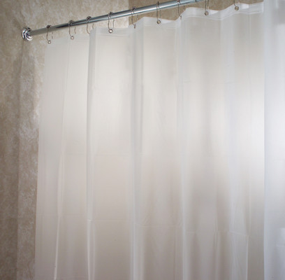 Clean Home Peva Shower Curtain Stall Size