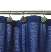 Emery - Shower Curtain Hooks - set of 12