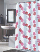 Emma Extra Long Shower Curtain