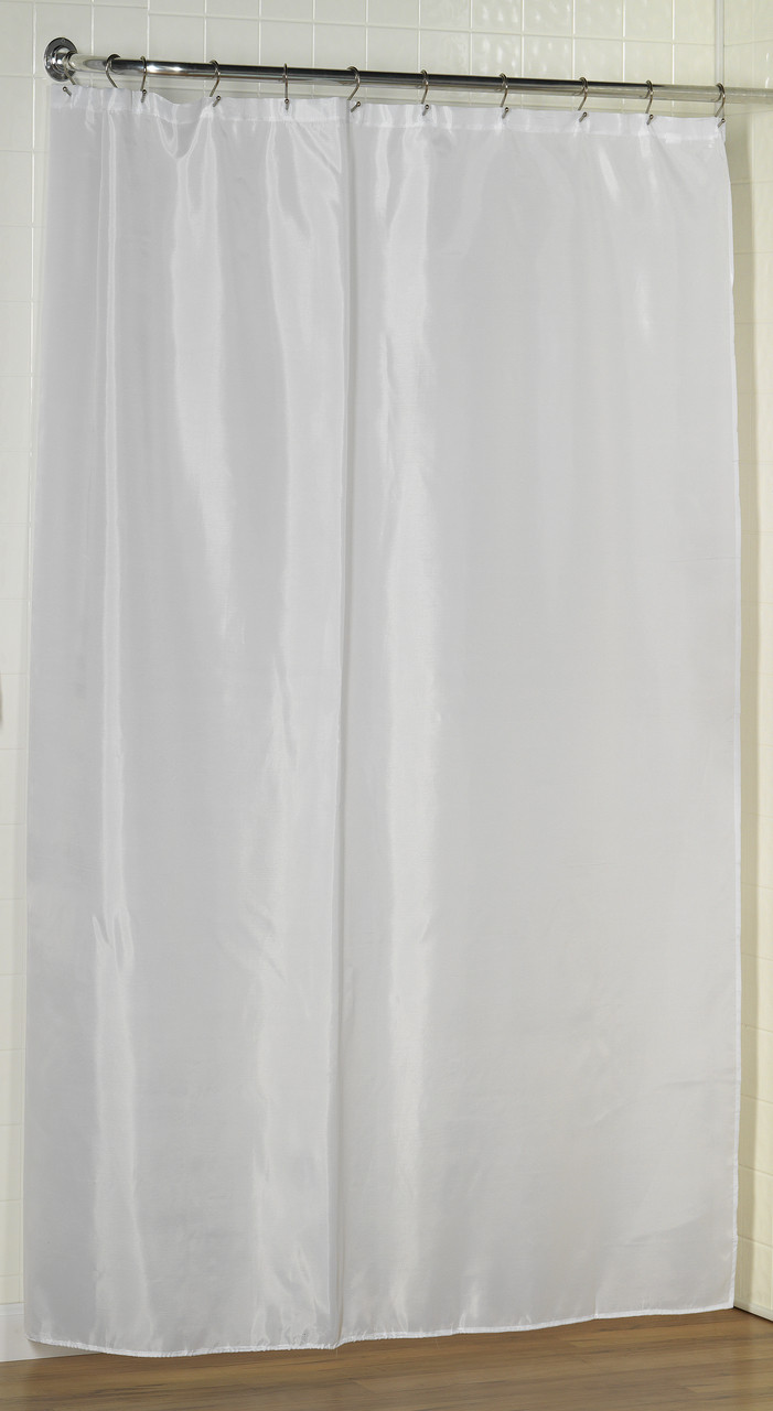 extra long fabric shower curtain liner 84 long save today