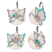 Garden Gate - Shower Curtain Hooks
