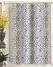 Hailey Extra Long Shower Curtain