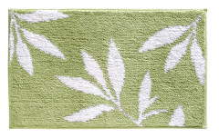 Leaves Rug - Green