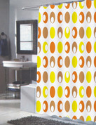 Madeline Extra Long Shower Curtain