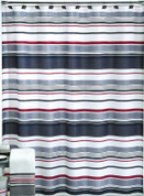 Metro - Fabric Shower Curtain
