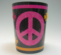 Peace Out - Wastebasket